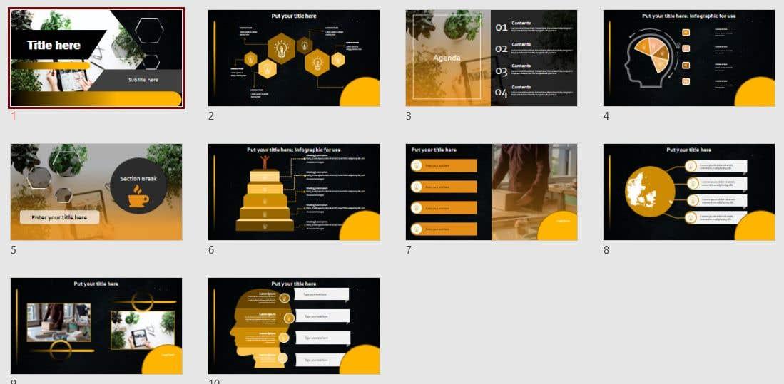 Penyertaan Peraduan #                                        34                                      untuk                                         Design a Custom PowerPoint Template