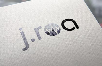 #33 for Diseñar un logotipo for J.Roa by silverhand00099