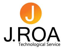 #44 for Diseñar un logotipo for J.Roa by VeronicaArt