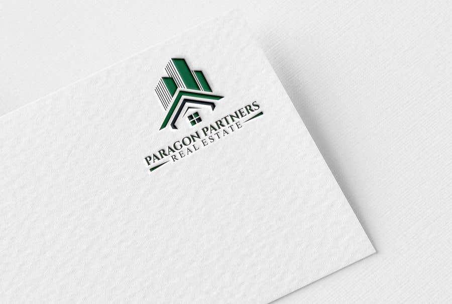 Penyertaan Peraduan #                                        61                                      untuk                                         Make a Logo by combining to Designs. Real estate agent logo