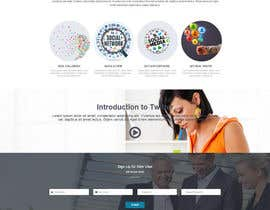#6 for Design a new UI  / UX for a website by SantoJames