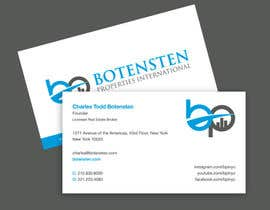 michaelduzhyj tarafından Design some Business Cards for Real Estate Company için no 307