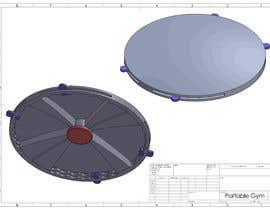 #109 untuk Design a CAD portable gym oleh nanangkh