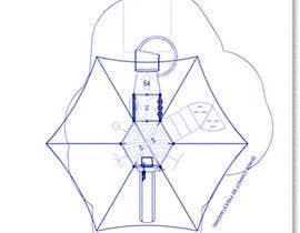 #104 untuk Design a CAD portable gym oleh mw606006
