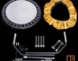 #107 untuk Design a CAD portable gym oleh mw606006