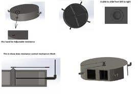 #102 untuk Design a CAD portable gym oleh Moataz1Dahleh
