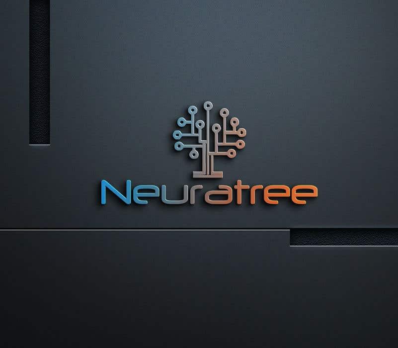 Penyertaan Peraduan #                                        82                                      untuk                                         Logo and Icon Design for a Technology Website (Neuratree) : Original logo