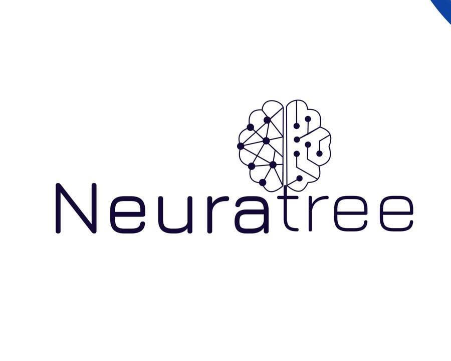 Penyertaan Peraduan #                                        235                                      untuk                                         Logo and Icon Design for a Technology Website (Neuratree) : Original logo