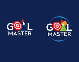 #58 for Design a Logo for an App entitled GOAL MASTER by Munjani375