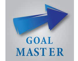 #36 untuk Design a Logo for an App entitled GOAL MASTER oleh nadeemkhan7