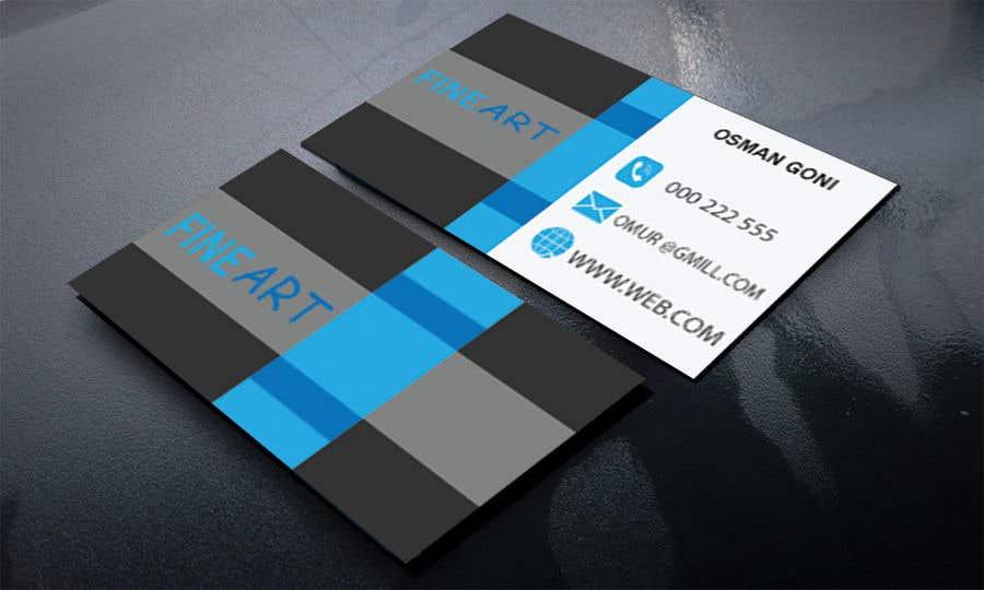 Kilpailutyö #                                        209                                      kilpailussa                                         Logo and business card design