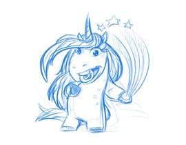 "#8 for Creation of Original Character ""Unicorn"" Name ""Shorty"" af ToaMota"