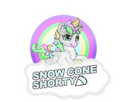 "#22 for Creation of Original Character ""Unicorn"" Name ""Shorty"" af SARLinfographist"