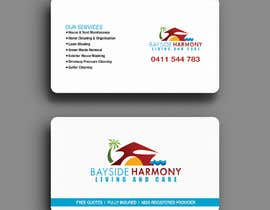 #15 untuk Create a Business Card ready for print using current template idea oleh mxredoy0