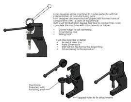 nº 11 pour Tabel Top Rivet Press - Seeking Mechanical Engineers & KeyShot Designers par inor1