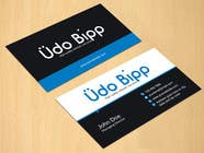 Graphic Design Contest Entry #56 for Design some Business Cards for Udo Bipp