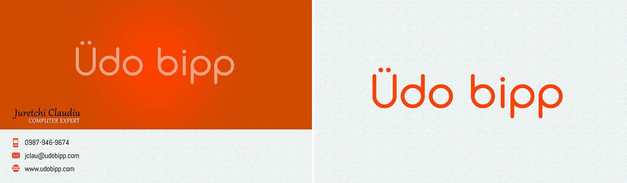 Penyertaan Peraduan #34 untuk Design some Business Cards for Udo Bipp