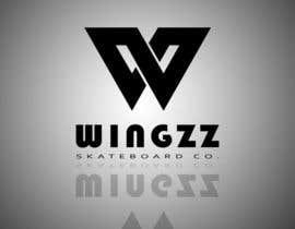 #62 for Design a Logo for WingZz Skateboard Co. by tiagogoncalves96