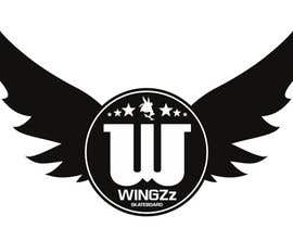 #56 for Design a Logo for WingZz Skateboard Co. by mkoczorowski