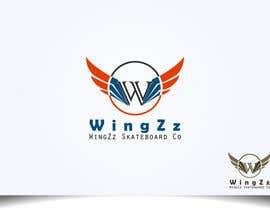 #32 pentru Design a Logo for WingZz Skateboard Co. de către Arindam1995
