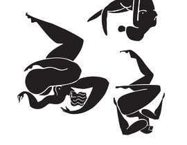 Nro 100 kilpailuun ILLUSTRATOR Wizard: Create 15 Stylised Nude Abstract Female 'Falling' Figures käyttäjältä MamunGAD