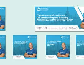 #133 for Giveaway Funnel Facebook Ad Set: Banner and Carousel Ads af Sabbir8382