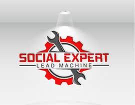#98 for Social Expert Lead Machine logo af ffaysalfokir
