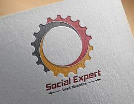 #104 for Social Expert Lead Machine logo af mzranakhulna
