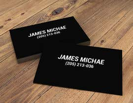 #537 for Business card design by zubaeralimran200