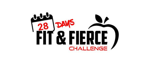 Contest Entry #                                        19                                      for                                         28 Day Fit & Fierce Challenge