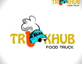 #13 cho Design a Logo for trukhub (food truck) bởi iaru1987