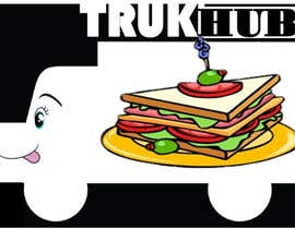 #7 cho Design a Logo for trukhub (food truck) bởi Consecratedhands