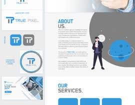 Nro 133 kilpailuun Make new Logo, Website layout,  Social media Cover käyttäjältä shariarnafiz134