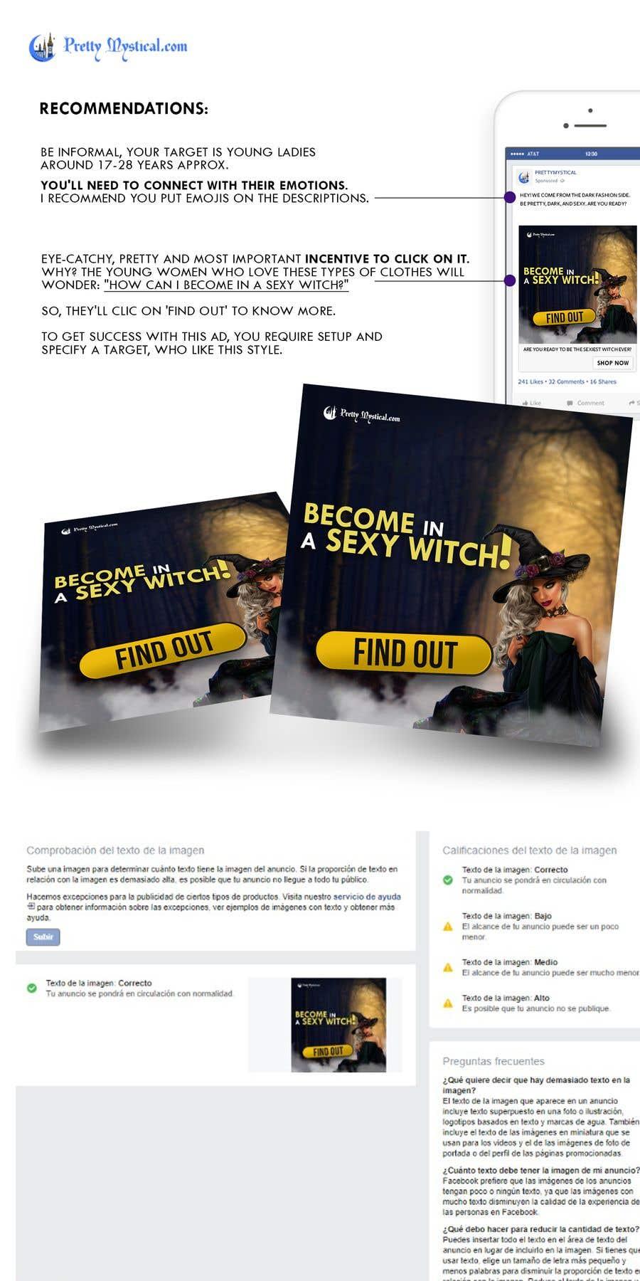 Penyertaan Peraduan #                                        10                                      untuk                                         Facebook Advertisement Creative Contest - PrettyMystical.com