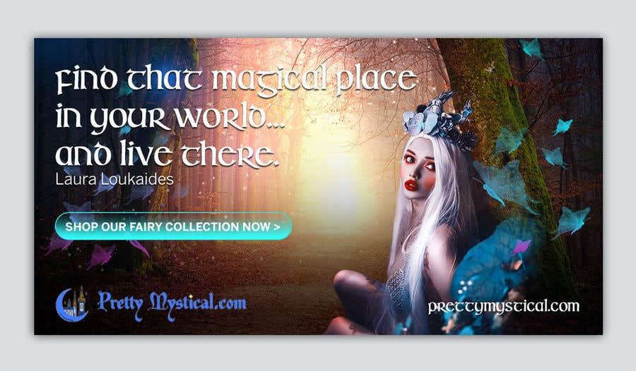 Penyertaan Peraduan #                                        54                                      untuk                                         Facebook Advertisement Creative Contest - PrettyMystical.com