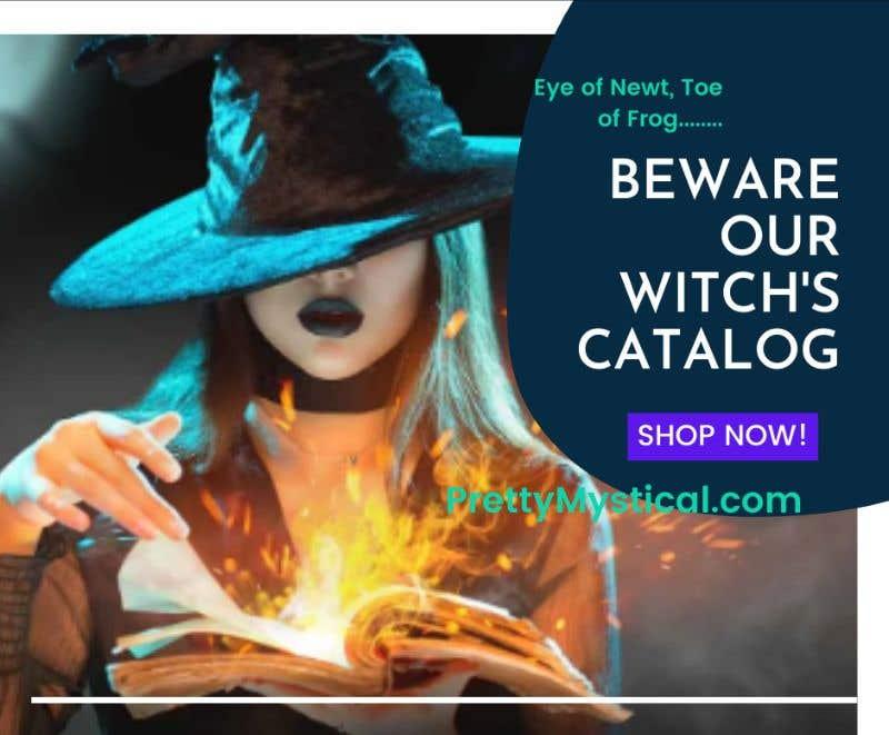 Penyertaan Peraduan #                                        52                                      untuk                                         Facebook Advertisement Creative Contest - PrettyMystical.com
