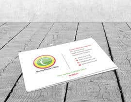 #36 pentru Design some Business Cards for Garbage Collection company de către aminur33