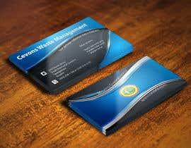 #42 pentru Design some Business Cards for Garbage Collection company de către rbgranados