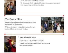 AmandaL53 tarafından Write blog article - Wedding Photography için no 4