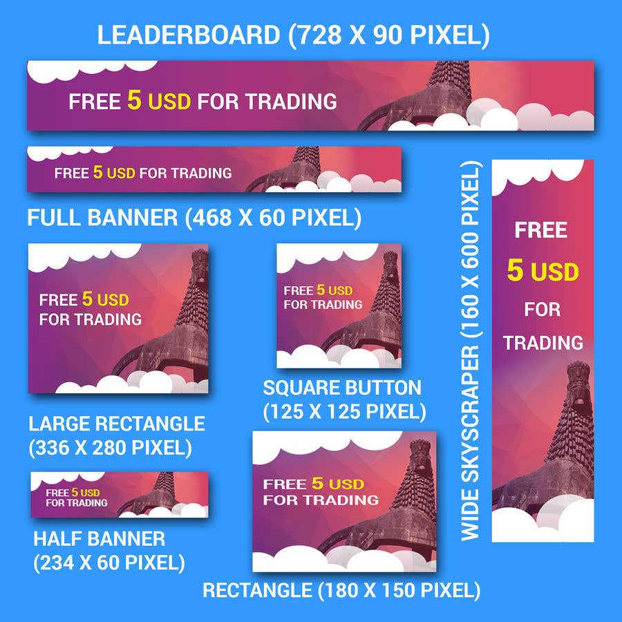 Конкурсная заявка №                                        24                                      для                                         5 usd free banner for forex company