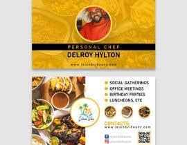 #213 untuk Catering Business Card oleh NazmulJ