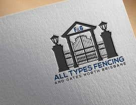#454 for Fencing Company Full logo design by SUFIAKTER