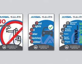 #87 for Leaflet/ Sticker Design by ericssoff