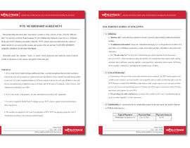 #36 untuk Redesign and reformat the attached document oleh ofarah22