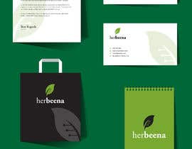 #153 for herbeena Visual identity by rafiulahmed24
