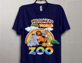 #151 for T-shirt Design Kids Zoo Germany af Sidra9027