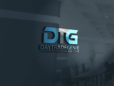 #19 for Design a Logo for DayTradeGenie by alikarovaliya