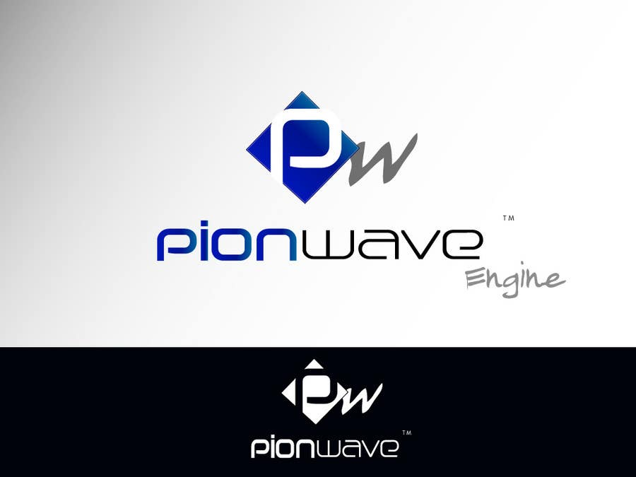 """#95 for Logo Design for """"PionWave Engine"""" by pertochris"""