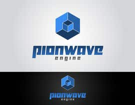 "#276 для Logo Design for ""PionWave Engine"" от WabiSabi"