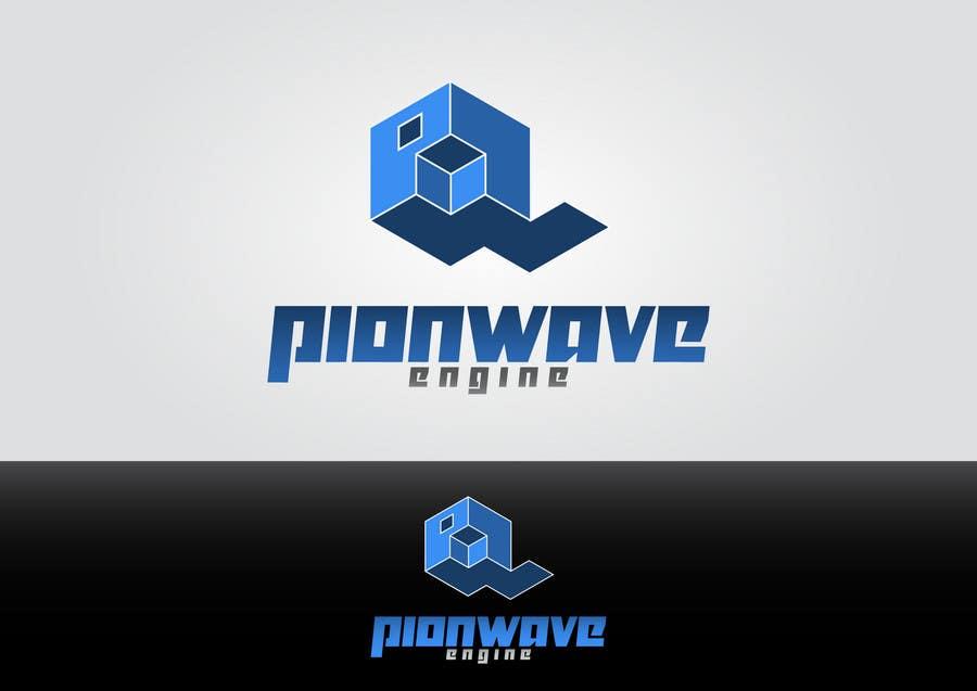 "Bài tham dự cuộc thi #                                        290                                      cho                                         Logo Design for ""PionWave Engine"""